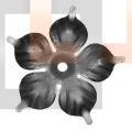 Цветы и накладки