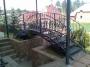 Кованый мостик 4