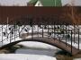Кованый мостик 8