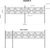 Кованая ограда 9