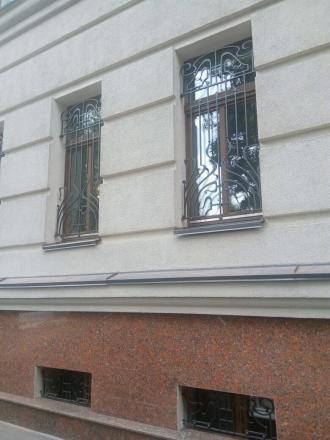 решетки модерн Б.Власьевский пер.