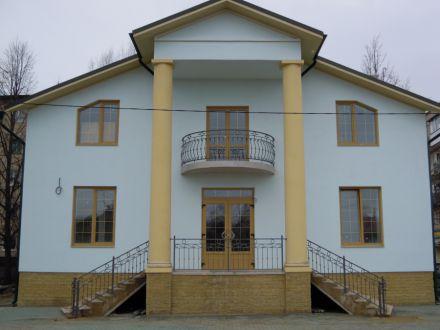 Кованый балкон, Дмитровское шоссе