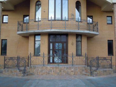 Кованый балкон, г. Конаково