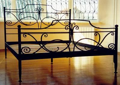 Каркас кованой кровати