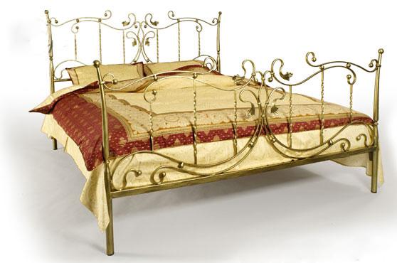 Кованые изделия кровати