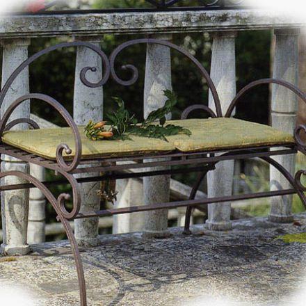 Лавочки скамейки кованые