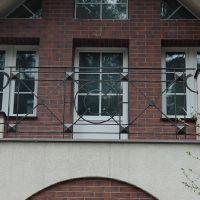 ограждения на балкон