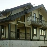 балконы в деревянном доме