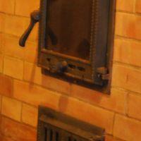 Дверки камина