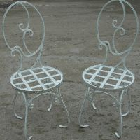 Кованые стулья цена