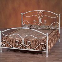 Кованая кровать фото 1