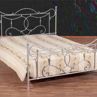 Кованая кровать фото 4