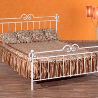 Кованая кровать фото 6