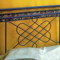 Кованая спинка кровати