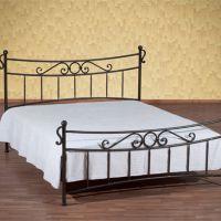Кованая кровать фото 2