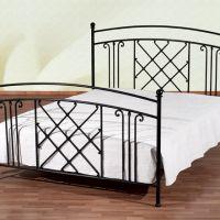 Кованая кровать фото 5