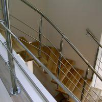 Маршевые лестницы стальные
