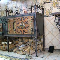 Кованый мангал - Ручная ковка